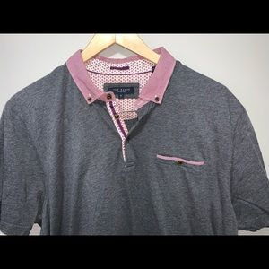 Ted Baker London Modern Fit Pocket polo